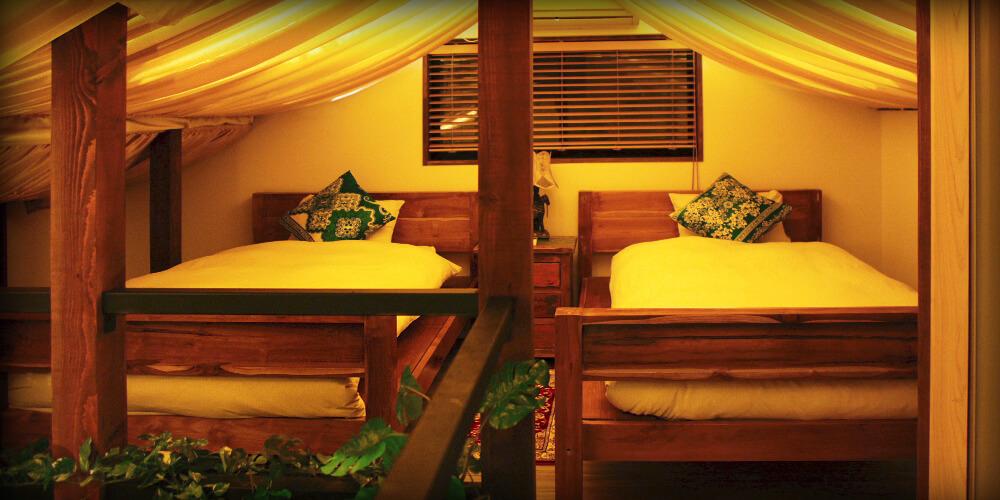 京都の宿泊施設 宿屋ビギン-BEGIN- Kyoto hotel accomodation BEGIN